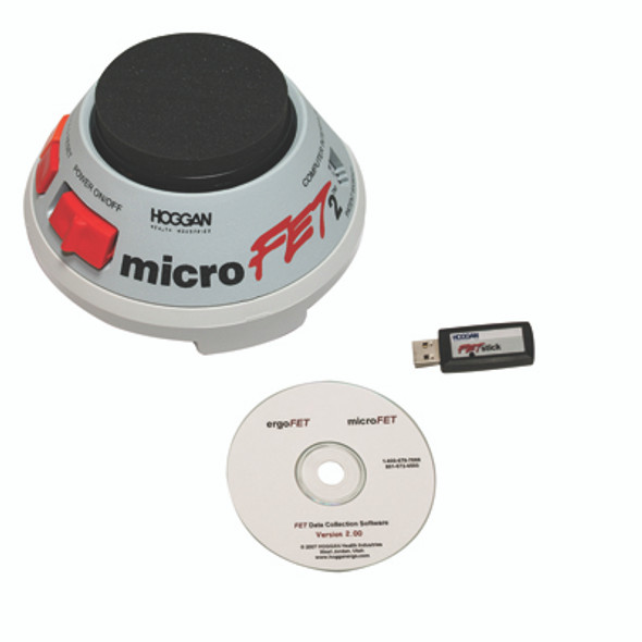 MicroFET Strength and ROM Testers