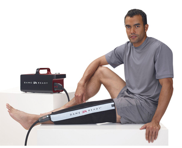Game Ready Wrap - Lower Extremity - Knee Straight - One Size