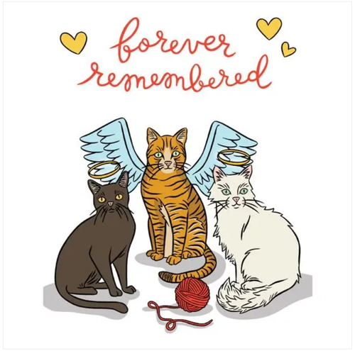 Forever remembered - Cats