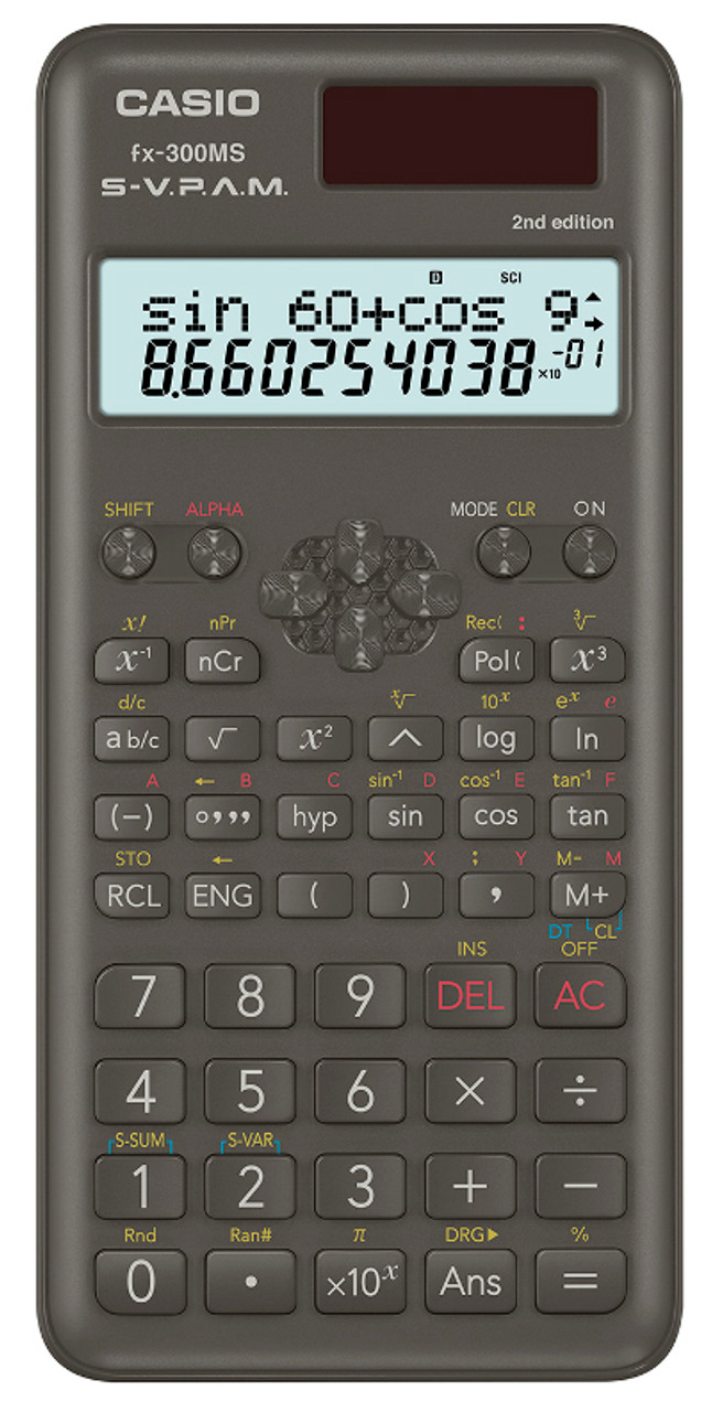 Casio FX-300MS Plus 2 Teacher Kit