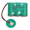 TELEDEX 60AAH3BMJ Battery