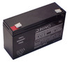 DYNA RAY DR504 battery (replacement)
