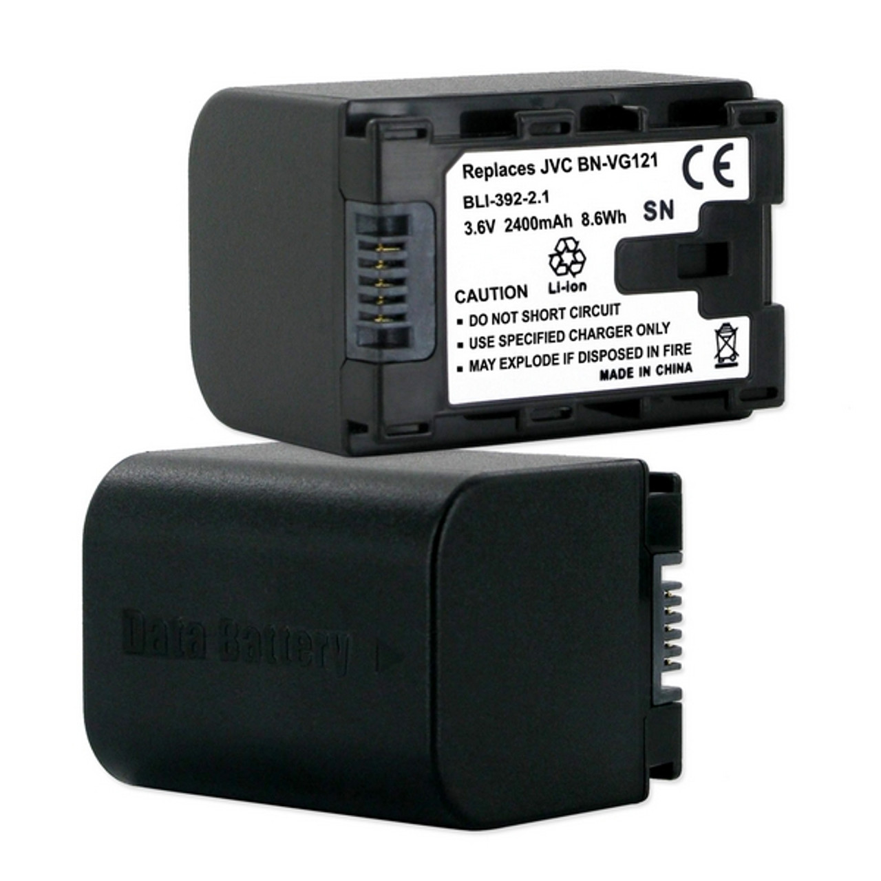 JVC GZ-HM40 Digital Battery BB-144929 - batterykings.com