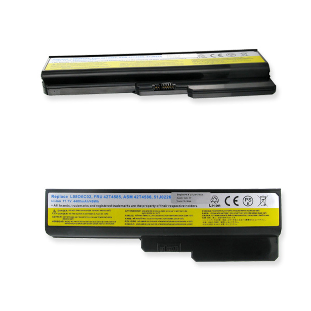 Lenovo 3000 G430 Laptop Battery
