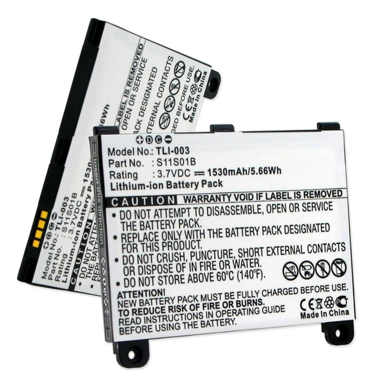 AMAZON KINDLE D00511 Tablet Battery