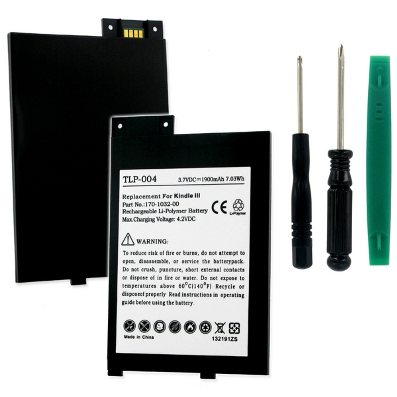 AMAZON KINDLE KEYBOARD Tablet Battery
