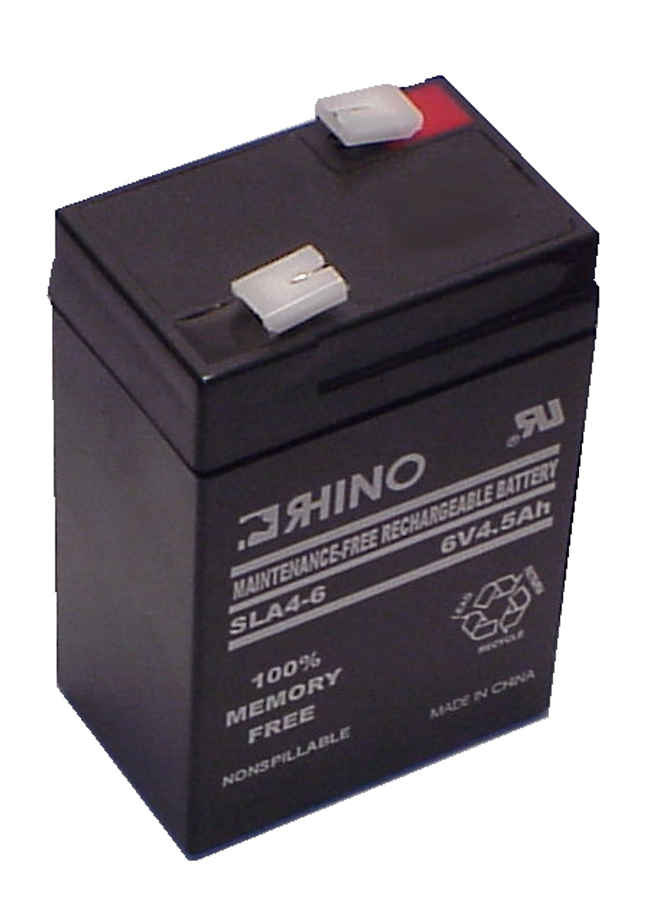 LITHONIA ELB06042 battery (replacement)