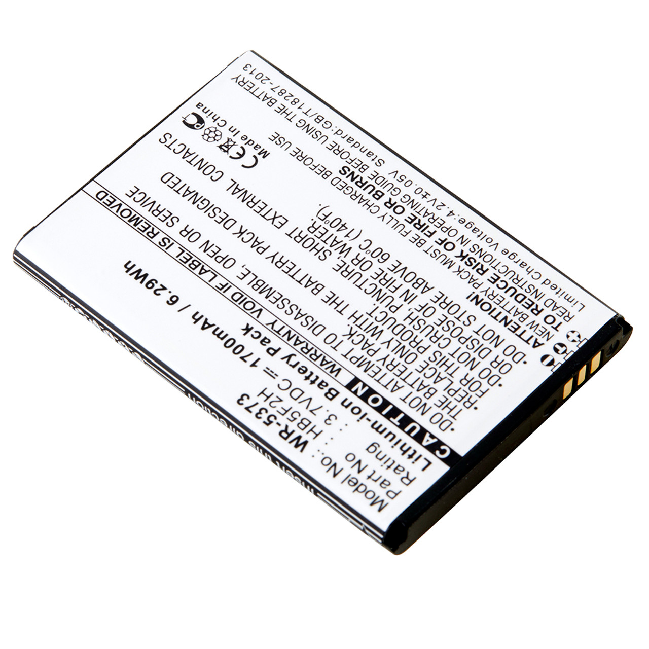 Huawei E5330Bs-2 3 7V 1700mAh Li-ion Wireless Network Interface Replacement  Battery