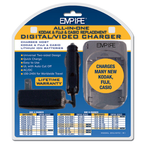 Fuji NP-140 Video Charger