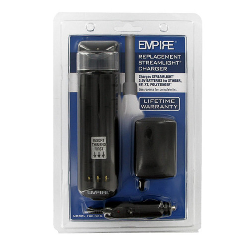 MAGLITE 75175 Battery House and Car Charger
