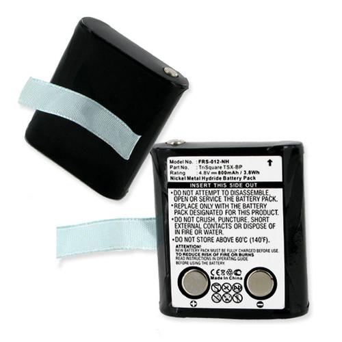 TriSquare TSX100 FRS Radio Battery