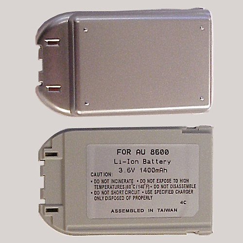 AUDIOVOX CDM8500 Battery
