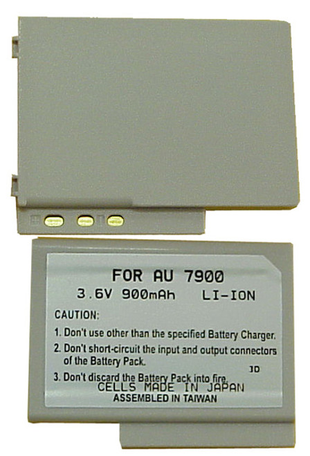 AUDIOVOX Z800 Battery