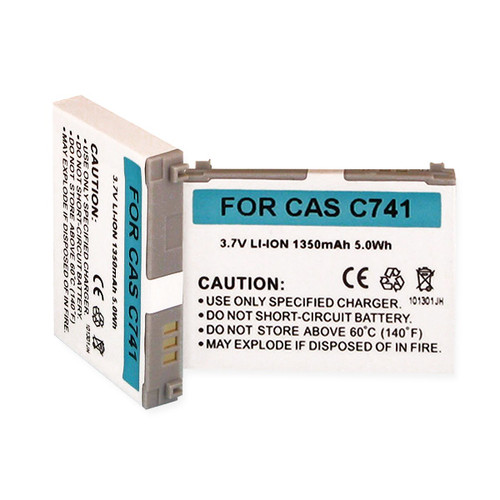Casio BTR741 Cellular Battery