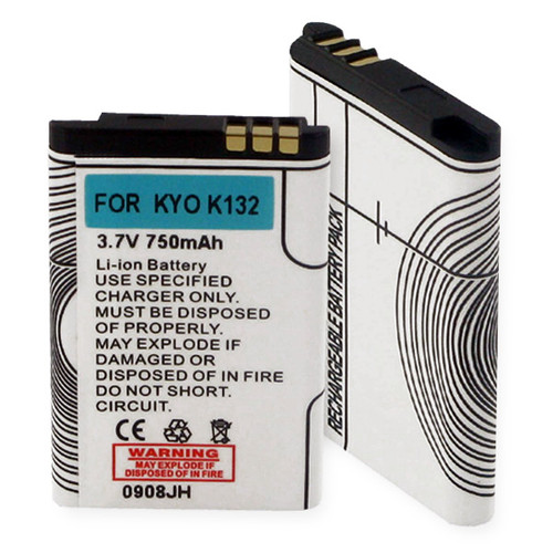 Kyocera LINGO Cellular Battery