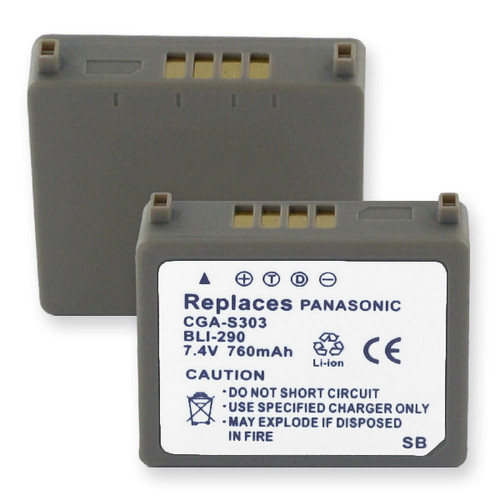 Panasonic CGAS303 Cellular Battery