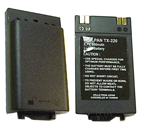PANASONIC EBTX220 (DURAMAX) Battery