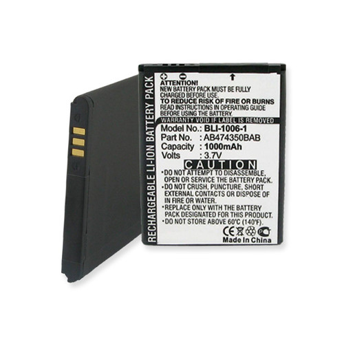 Samsung AB474350BABSTD Cellular Battery