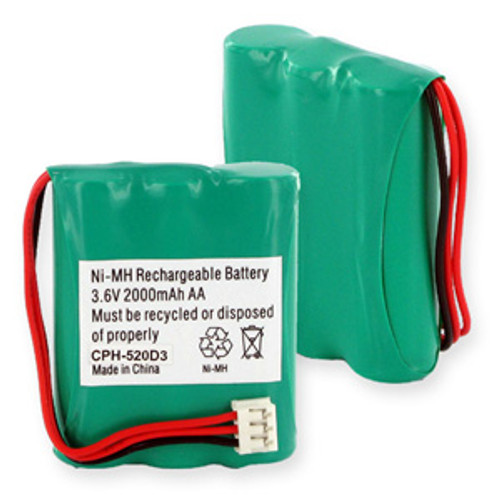 GE H5450 Battery