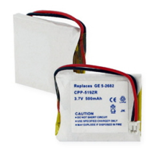 GE 5-2707 Cordless Phone Battery (Three Wire Version)