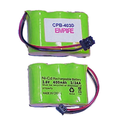 PHILIPS CL8241 Battery