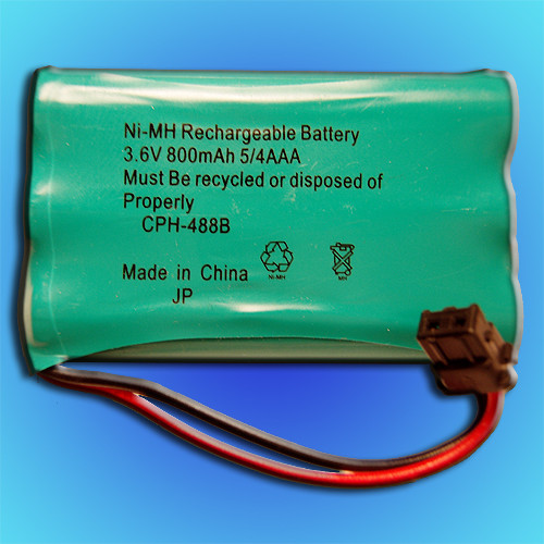 RADIO SHACK TAD3704 Battery