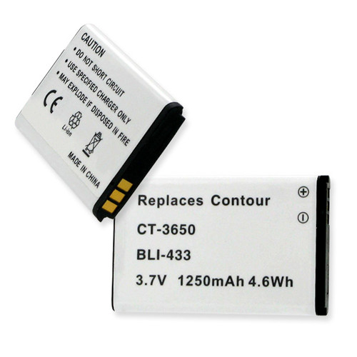 Contour GPS Digital Battery