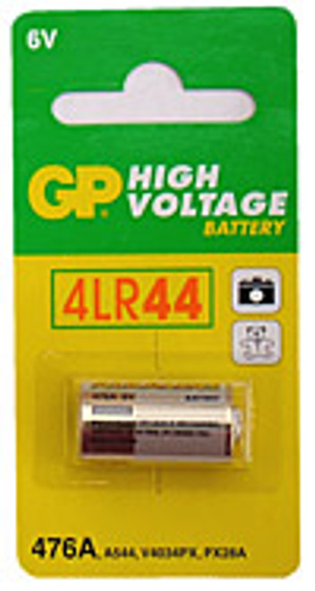 4LR44  6V Alkaline camera battery