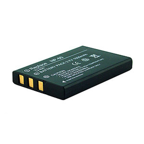 1000mAh Rechargeable Battery for HP Photosmart R818 Camera