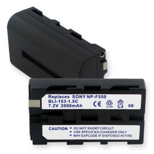 Kyocera BPF550 battery, 2.0Ah