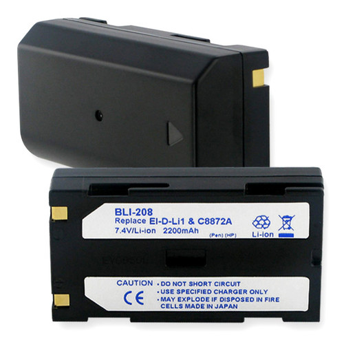 Kyocera FINECAM S3R Digital Battery