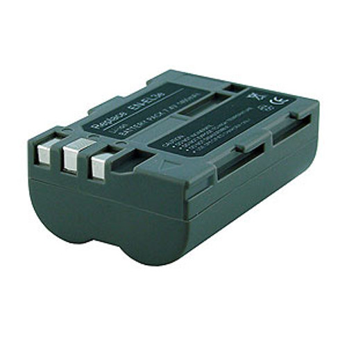 1400mAh Rechargeable Battery for Nikon D Series D50 Set Camera