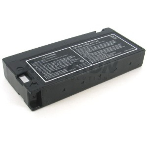Panasonic OmniMovie VHS HQ AFX6 battery, 2Ah