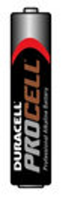 AAA batteries - Duracell Procell - 4 pack