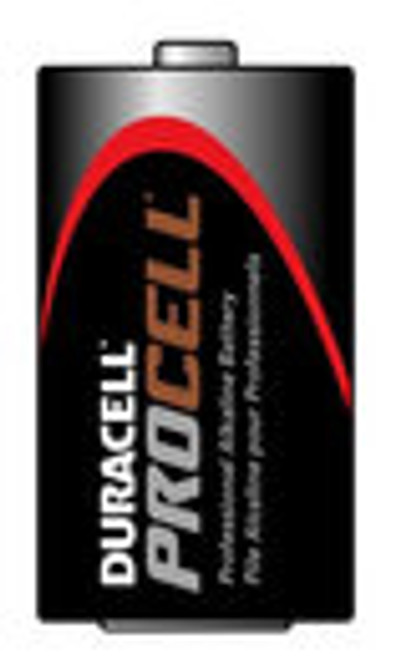 C cell batteries - Duracell Procell - 8 pack -