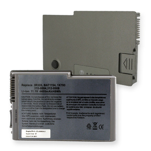 Dell 07W999 Laptop Battery