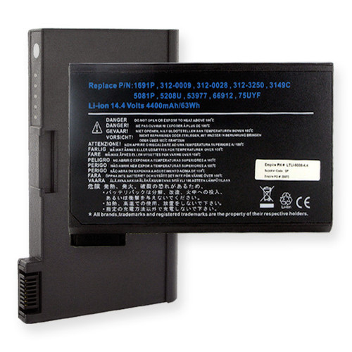 Dell Inspiron 4000 Laptop Battery