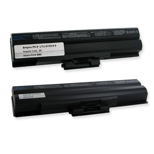 Sony VAIO VGN-AW19 Laptop Battery