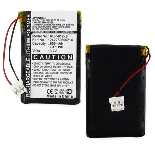 Philips 242252600214 Remote Control Battery