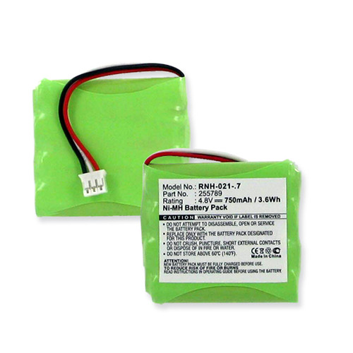 Philips 255789 Remote Control Battery