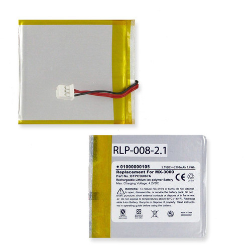 Universal Battery BTPC56067A Remote Control Battery