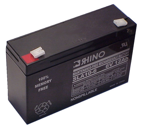 LIGHT ALARMS CE15BR battery (replacement)