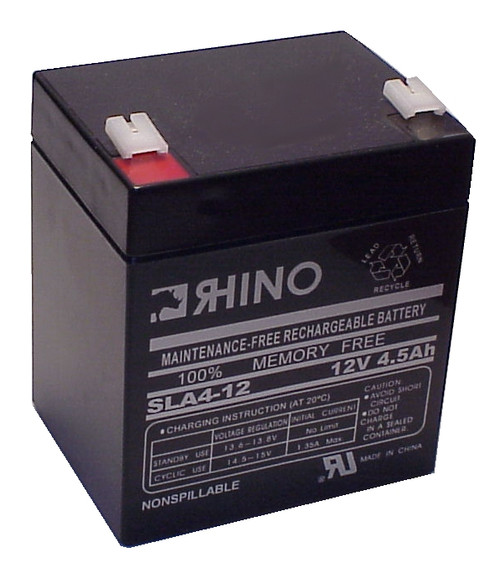 NAPCO ALARMS MA1008LKDL battery (replacement)