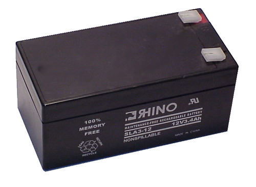 POWERTRON PE12V32F1 battery (replacement)