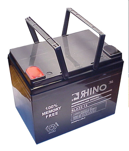 PRIDE SCOOTERS SC340 battery (replacement)
