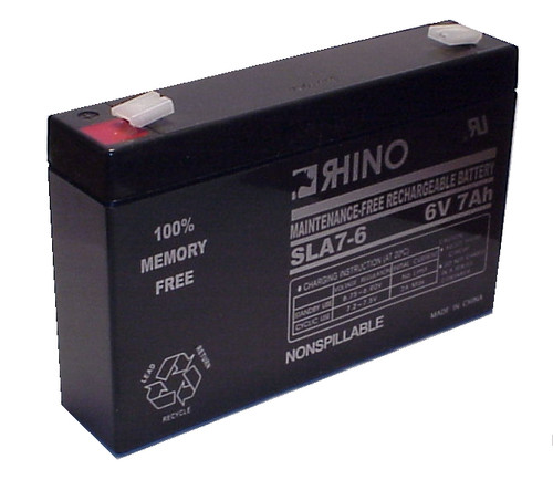 TEMPEST TR66 battery (replacement)