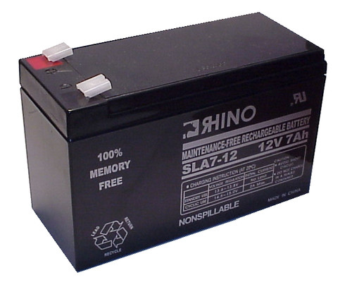 TEMPEST TR712 battery (replacement)