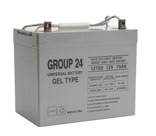 UB-24 GEL battery (replacement)
