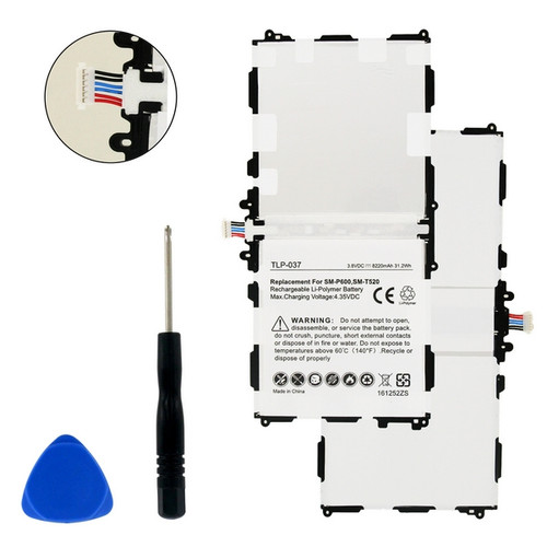 SAMSUNG T8220E Replacement Tablet Battery