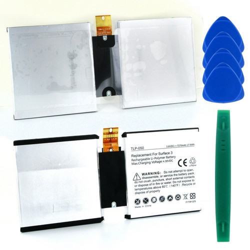SURFACE 3 Replacement Tablet Battery With Tools